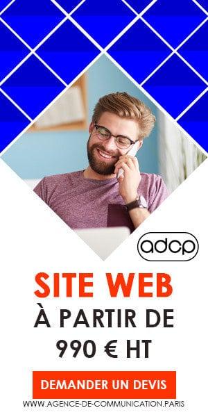 demander un devis pour votre site web