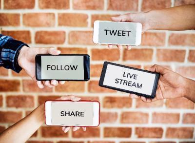 devis community management social media