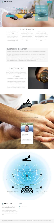 Naturopathe - Tui Na Thérapie Massage Thérapeutique Tuina Chérisy - création de site tuina thérapie