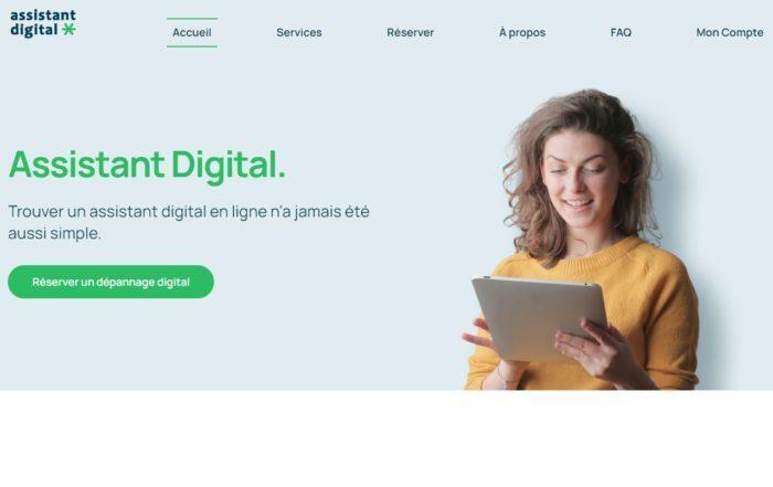 assistant digital