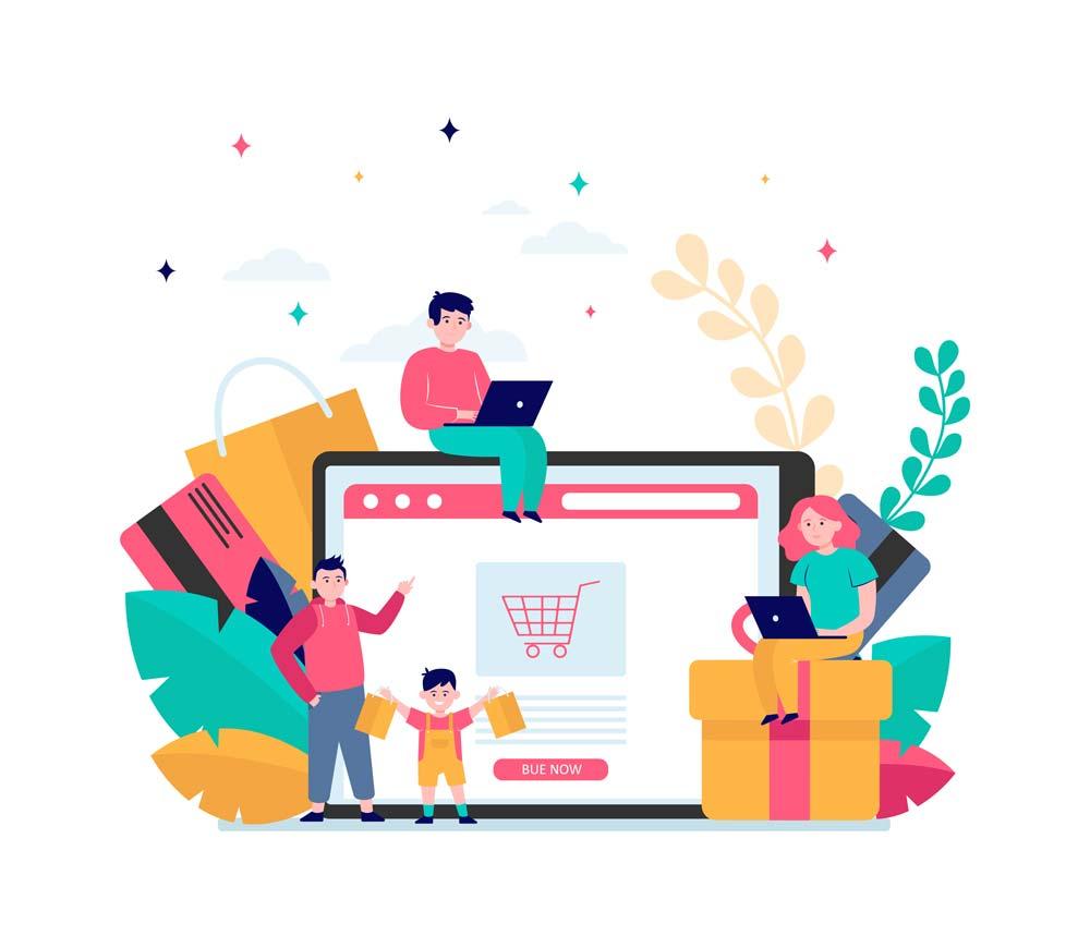créer un magasin en ligne
